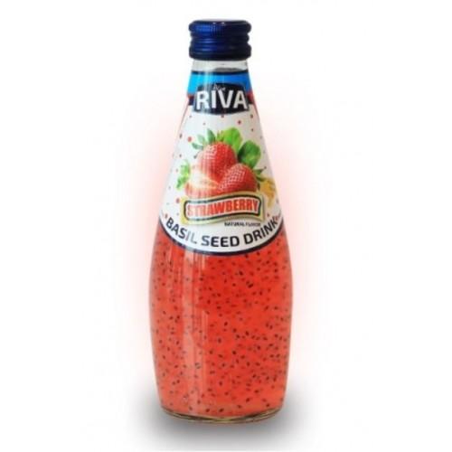 Basil Seed Strawberry 290 ml