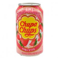 Chupa Chups Strawberry Soda