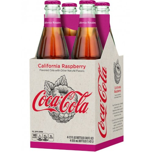 Coca-Cola California Raspberry