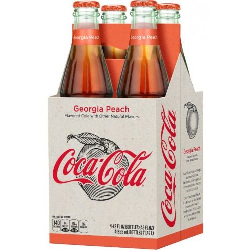 Coca-Cola Georgia Peach