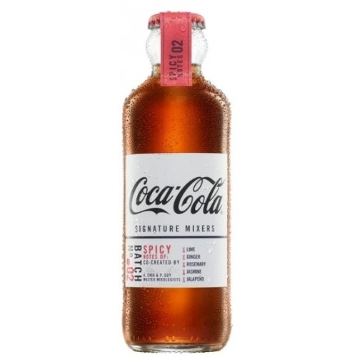 Coca-Cola Spicy