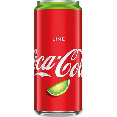 Coca Cola Lime