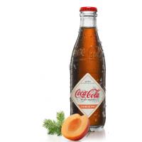 Напиток Кока-Кола со вкусом Абрикоса 250 мл