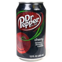 Dr Pepper Cherry (Польша)