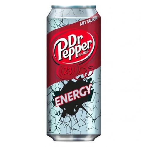 Напиток газированный Dr Pepper Energy