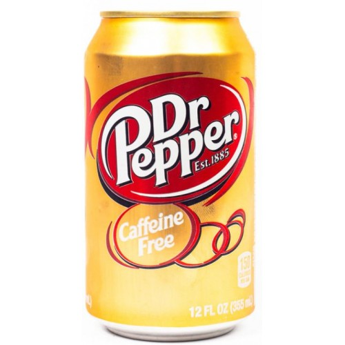 Dr Pepper Caffeine Free