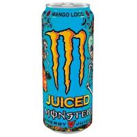 Энергетический напиток Монстр Манго Локо 500 мл