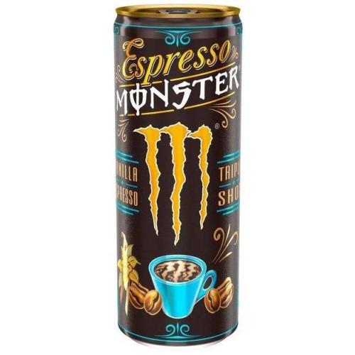 Энергетический напиток Monster Vanilla 250 мл