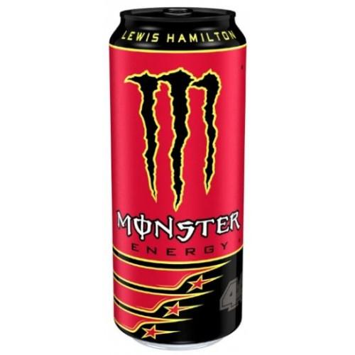Энергетический напиток Monster Lewis Hamilton 500 мл