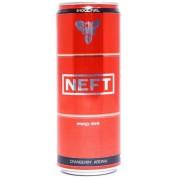 Энергетический напиток Neft Клюква Арония 450мл