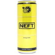 Энергетический напиток Neft Апельсин Маракуйя 450мл