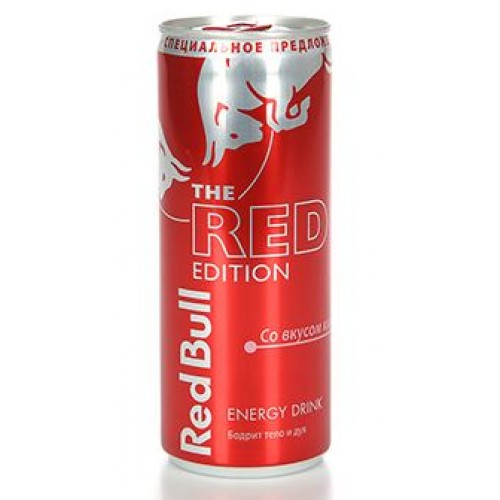 Red Bull The Red Edition