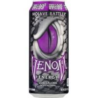 Напиток Venom Black Mojave Ratter Low Calorie