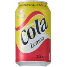 Harboe Cola Lemon