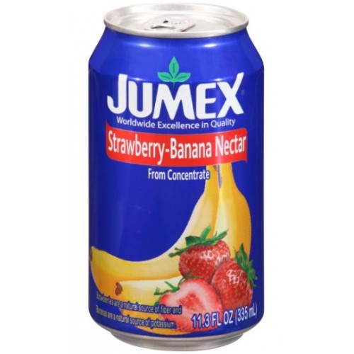 Jumex Strawberry-Banana Nectar