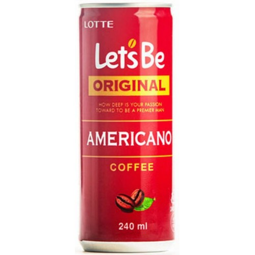Lets Be Americano