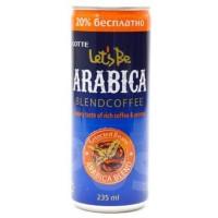 Напиток кофейный Lets Be Арабика