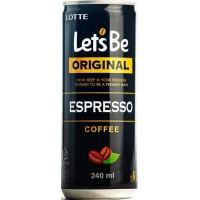 Напиток кофейный Lets Be Espresso