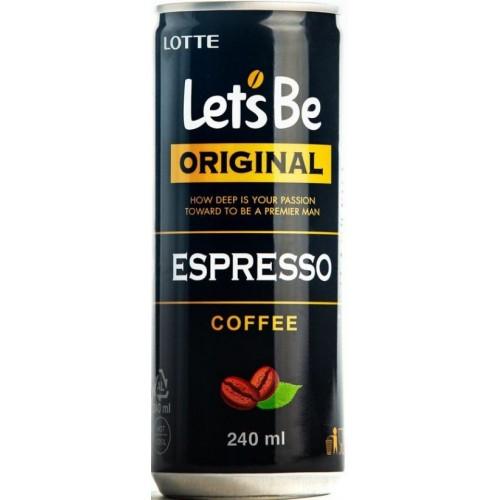Lets Be Espresso