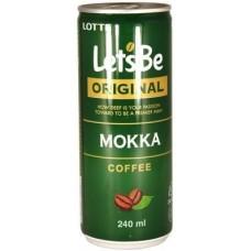 Напиток кофейный Lets Be Мокка