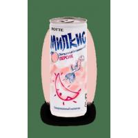 Напиток Milkis Персик 250 мл