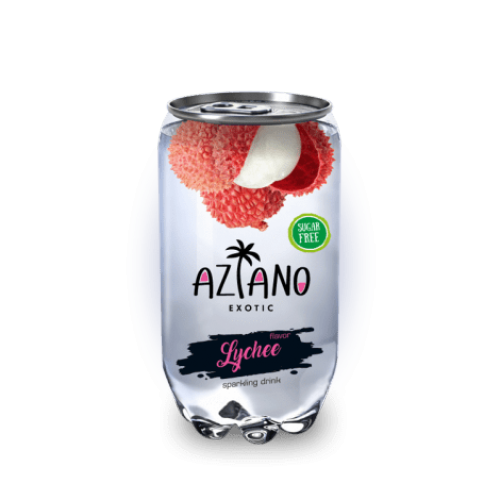 Напиток Aziano Lychee 350 мл
