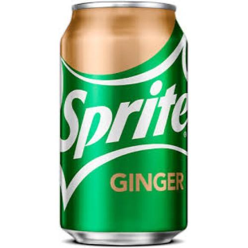 Газированный напиток Sprite Ginger