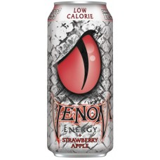 Venom Strawberry Apple Low Calorie
