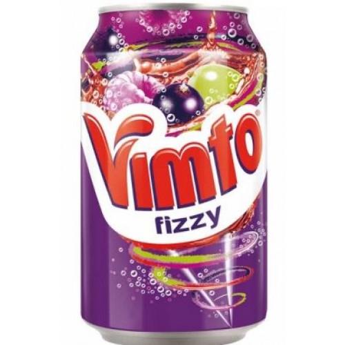 Vimto Fizzy Original Sugar Reduction