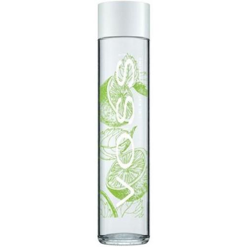 Минеральная негазированная вода VOSS VOSS Lime Mint 0.375 ml