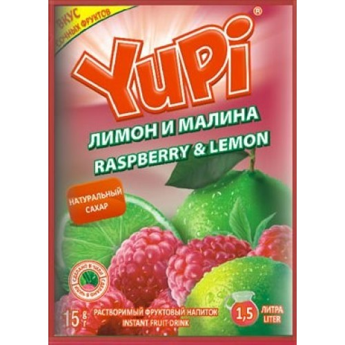 YUPI Малина-лимон