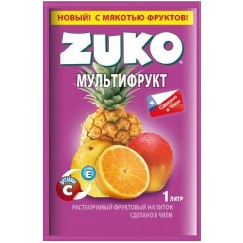 ZUKO Мультифрукт