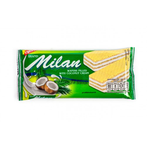 Milan Wafer Coconut