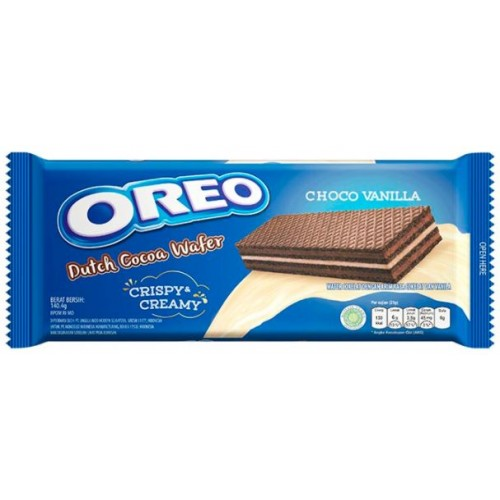 Оrео Dutch Cocoa Wafer Choco Vanilla, 140,4 g.