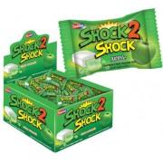 Жевательная резинка Shock 2 Shock Apple 4g.