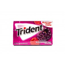 Trident Black Raspberry